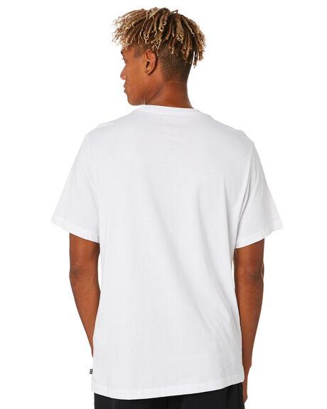 WHITE MENS CLOTHING NIKE TEES - CD2109100