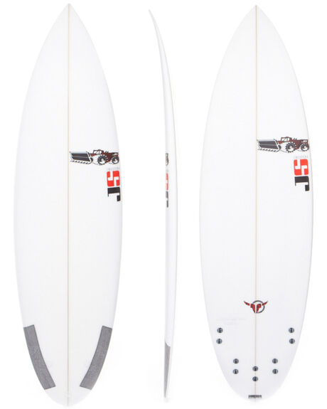 CLEAR BOARDSPORTS SURF JS INDUSTRIES SURFBOARDS - JPBE