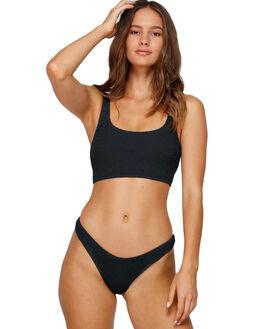 BLACK SANDS WOMENS SWIMWEAR BILLABONG BIKINI TOPS - BB-6591680-BSD