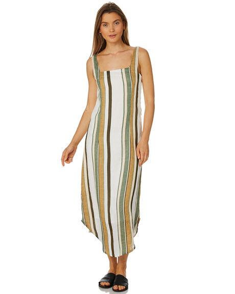 PRINT WOMENS CLOTHING ZULU AND ZEPHYR DRESSES - ZZ2463PRT