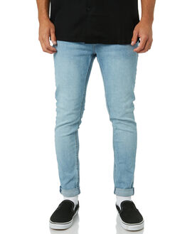 YELL BLUE MENS CLOTHING ABRAND JEANS - 814664880