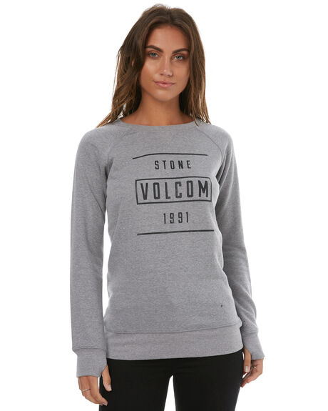 HEATHER GREY SNOW OUTERWEAR VOLCOM LAYERING - H2451805HGR
