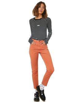 AUTUMN WOMENS CLOTHING AFENDS JEANS - 53-02-006AUT