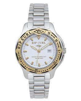 WHITE WOMENS ACCESSORIES RIP CURL WATCHES - A32041000