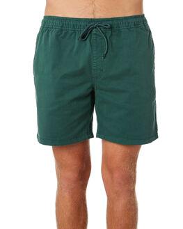 GREEN MENS CLOTHING NO NEWS BOARDSHORTS - N5201231GREEN