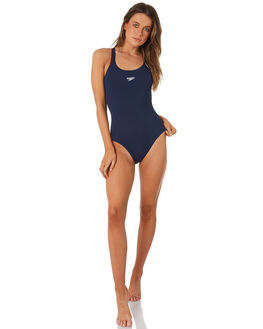 NAVY WOMENS SWIMWEAR SPEEDO ONE PIECES - 22086-6860NVY