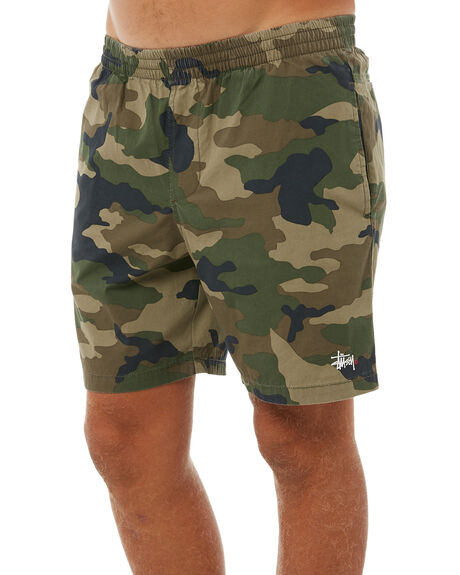 CAMO MENS CLOTHING STUSSY BOARDSHORTS - ST085605CAMO