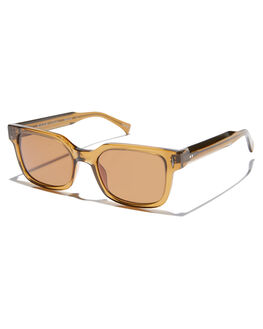 KELP GROOVY BROWN MENS ACCESSORIES RAEN SUNGLASSES - 100M191FRIS086