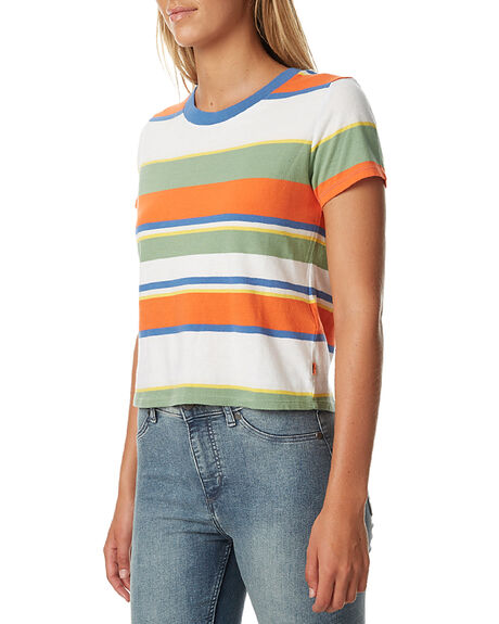 MULTI WOMENS CLOTHING LEVI'S TEES - 29567-0000MLT