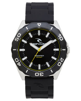 BLACK MENS ACCESSORIES RIP CURL WATCHES - A29770090