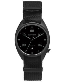 ALL BLACK MENS ACCESSORIES ELECTRIC WATCHES - EW0150020005
