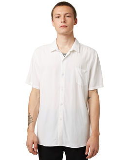 NOT WHITE MENS CLOTHING NO NEWS SHIRTS - N5174166NWHT