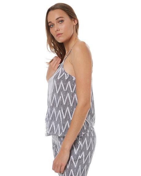 PRINT WOMENS CLOTHING ELWOOD FASHION TOPS - W73306PRNT