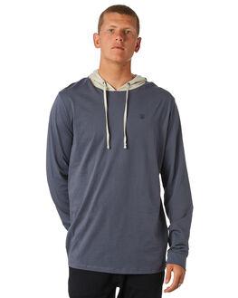 MIDNIGHT BLUE MENS CLOTHING VOLCOM TEES - A5111700MDB