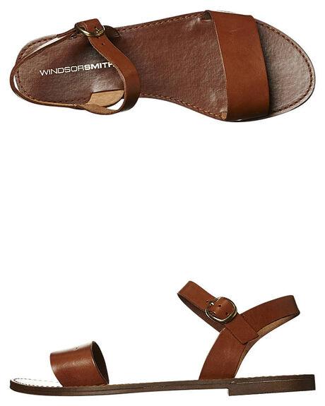 342e0670a330 Windsor Smith Bondi Leather Sandal - Tan