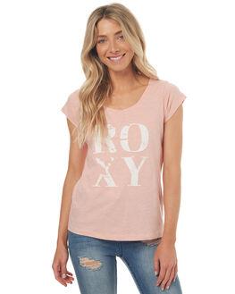 MELLOW ROSE WOMENS CLOTHING ROXY TEES - ERJZT04122MGD0