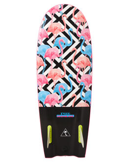 NEON PINK SURF SOFTBOARDS CATCH SURF FUNBOARD - BO54PRO-TSHP17