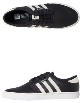CORE BLACK MENS FOOTWEAR ADIDAS SKATE SHOES - DB3146CBLK