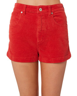CHERRY OUTLET WOMENS ABRAND SHORTS - 71397-2873