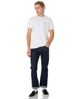 NEW CHAPTER WARP MENS CLOTHING LEVI'S JEANS - 00501-2689NCHAP