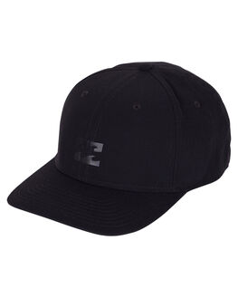 BLACK MENS ACCESSORIES BILLABONG HEADWEAR - BB-9691326-BLK