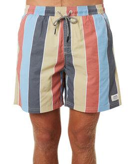 GRAPHITE MENS CLOTHING KATIN BOARDSHORTS - TRSIG03GRAP