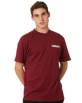 MULBERRY MENS CLOTHING CARHARTT TEES - I024806MULB