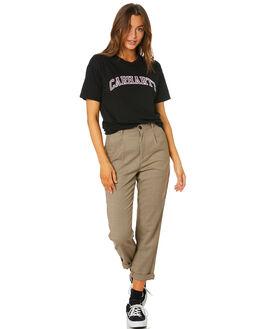 HAMILTON BROWN WOMENS CLOTHING CARHARTT PANTS - I02740107I01