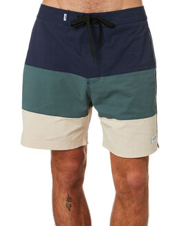 DIRTY DENIM MENS CLOTHING BANKS BOARDSHORTS - BS0240DDN
