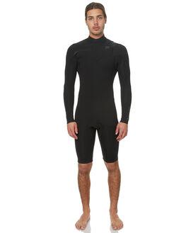 BLACK SURF WETSUITS BILLABONG SPRINGSUITS - 9761520BLK