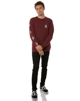 CRIMSON MENS CLOTHING VOLCOM JUMPERS - A4611801CMS