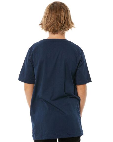 DRESS BLUES KIDS BOYS LEVI'S TOPS - 918157-U09DRBLU