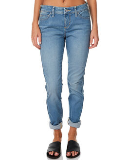 HAMPTON BLUE WOMENS CLOTHING RIDERS BY LEE JEANS - R-551189-BK7HAMP
