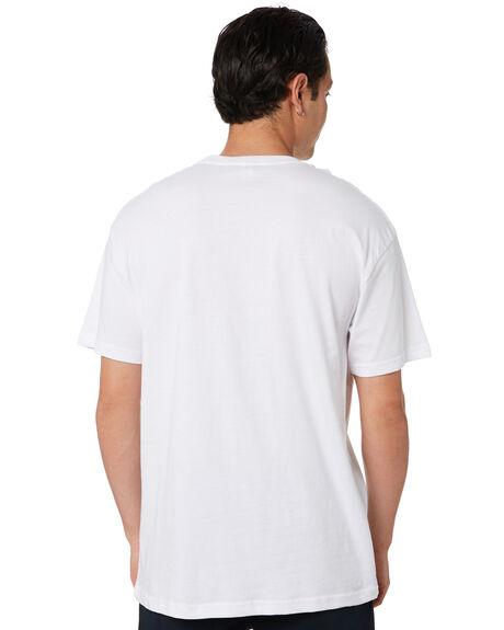 WHITE MENS CLOTHING AS COLOUR TEES - 5050WHT