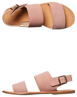 BLUSH WOMENS FOOTWEAR URGE FASHION SANDALS - URG17073BLSH