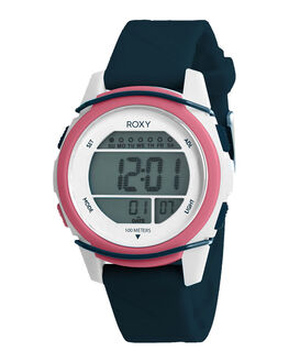 NAVY/WHITE/PINK WOMENS ACCESSORIES ROXY WATCHES - ERJWD03236-XBWM
