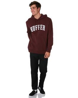 RUM MENS CLOTHING HUFFER JUMPERS - MHD92S30.344RUM