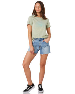 JADE HORIZON WOMENS CLOTHING HURLEY TEES - CD9249-310