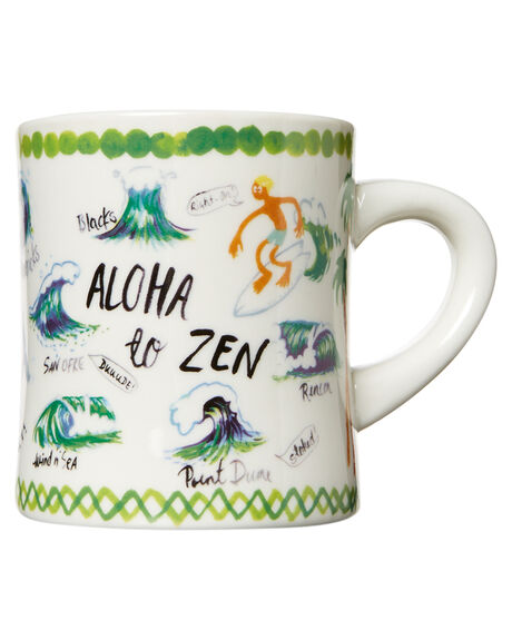 MULTI WOMENS ACCESSORIES ALOHA ZEN HOMEWARES - AZ707MUL