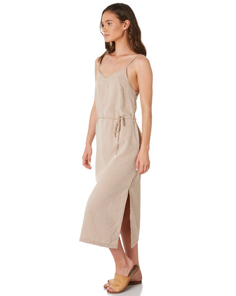 DESERT WOMENS CLOTHING RHYTHM DRESSES - JAN20W-DR02DESERT