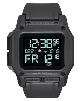 ALL BLACK MENS ACCESSORIES NIXON WATCHES - A1180001