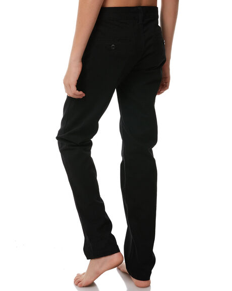 BLACK KIDS BOYS DC SHOES PANTS - EDBNP03019KVJ0