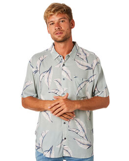 TONAL PALMS MENS CLOTHING WRANGLER SHIRTS - 901503LF4