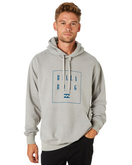 GREY MARLE MENS CLOTHING BILLABONG JUMPERS - 9595632GRYML