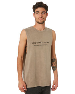 BRINDLE MENS CLOTHING VOLCOM SINGLETS - A3741972BNL