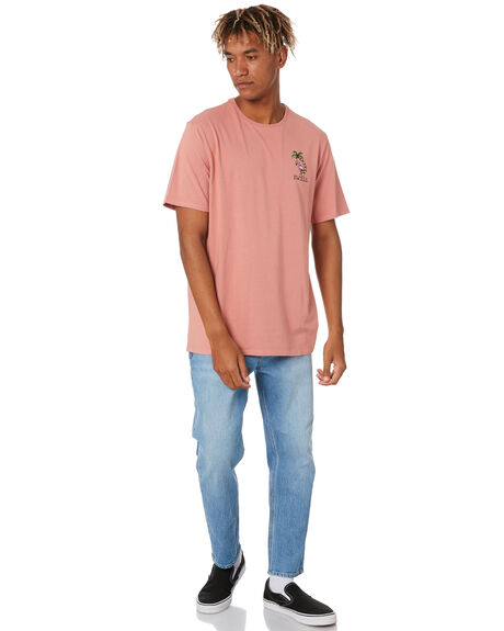 PEACH CORAL MENS CLOTHING SWELL TEES - S5202021PCHCL