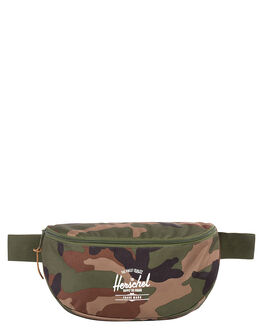 WOODLAND CAMO MENS ACCESSORIES HERSCHEL SUPPLY CO BAGS - 10016-00032-OSWOOD