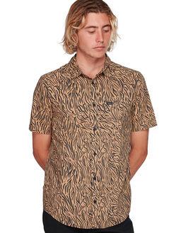 HONEY MENS CLOTHING RVCA SHIRTS - RV-R308182-H01
