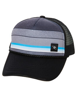 BLACK KIDS BOYS RIP CURL HEADWEAR - OCAPZ10090