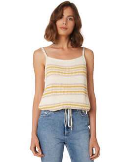 STRIPE WOMENS CLOTHING RUE STIIC FASHION TOPS - WS18-44-ST-CSTR